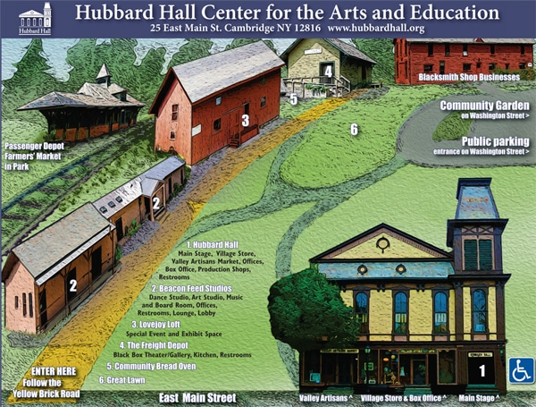 Hubbard Hall Campus