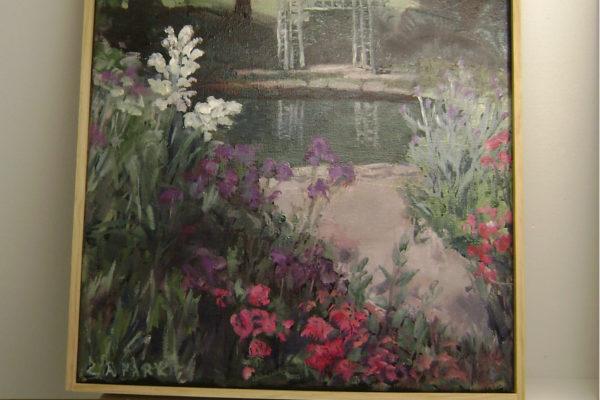 VAM-Painting by Chung-Ah Park